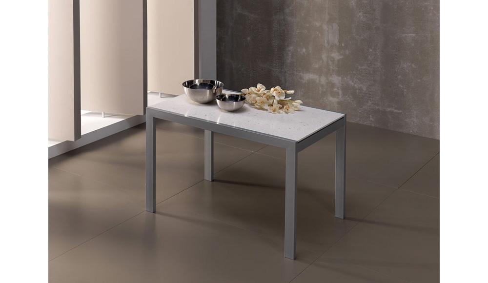 Les meubles de cuisine meubles capsir for Table de cuisine avec tiroir