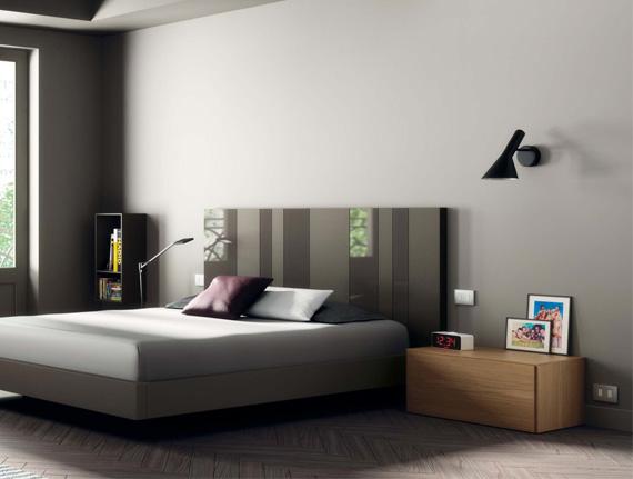 Dormitorio for Recamaras minimalistas 2015