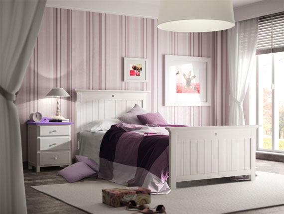 Juveniles muebles capsir - Dormitorios juveniles ninas ...