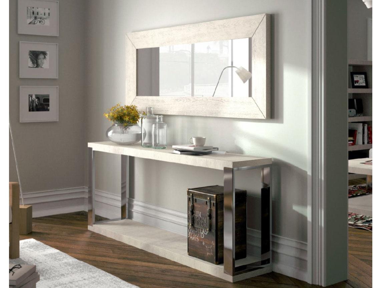 Recibidores c nsolas auxiliar muebles capsir - Muebles de recibidor modernos ...