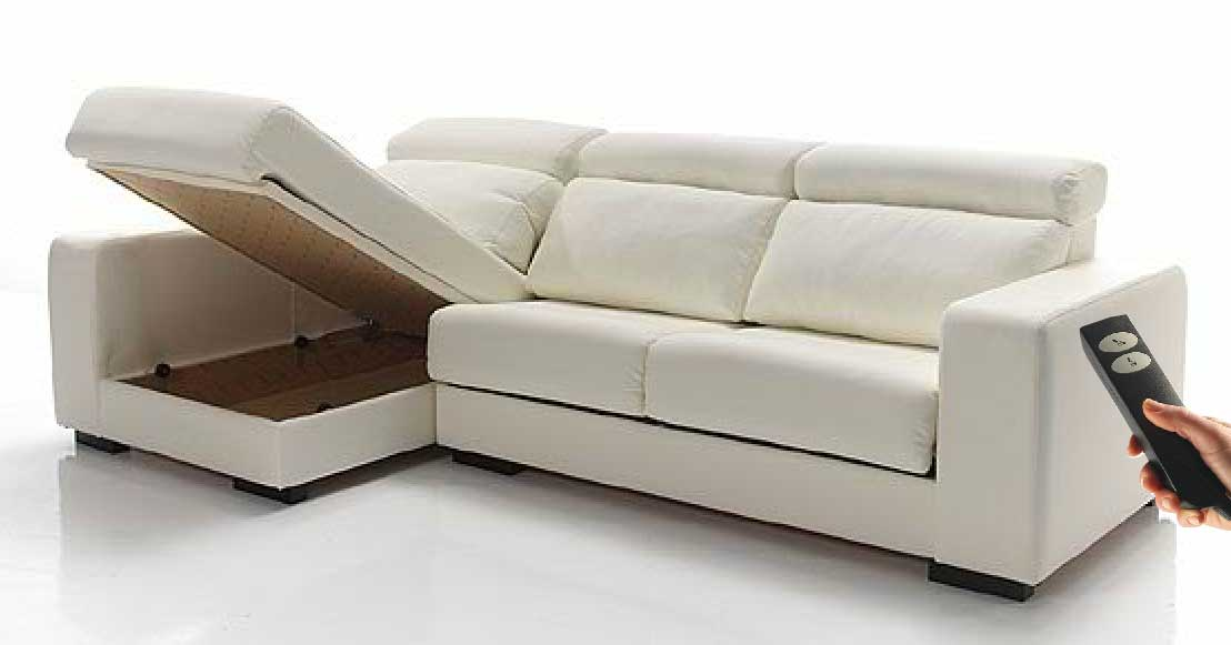 Comprar un sofa muebles capsir for Sofa cheslong