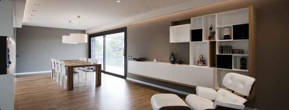 Dise o moderno muebles capsir - Salones de diseno italiano ...