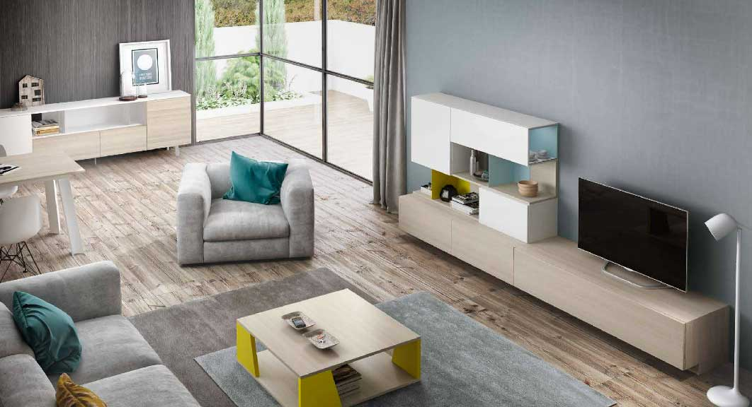Muebles salon diseno italiano 20170801201712 for Salones modernos diseno