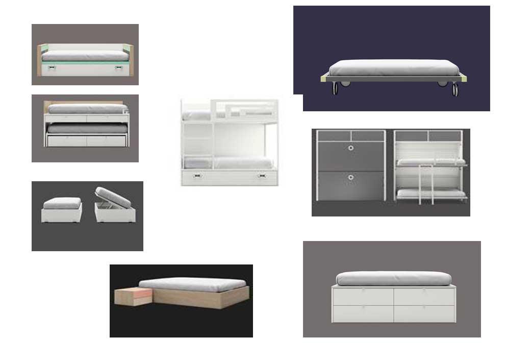 Ideas para habitaciones juveniles muebles capsir for Ideas dormitorios juveniles