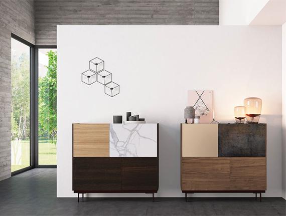 Aparadores muebles capsir for Muebles bonitos para salon