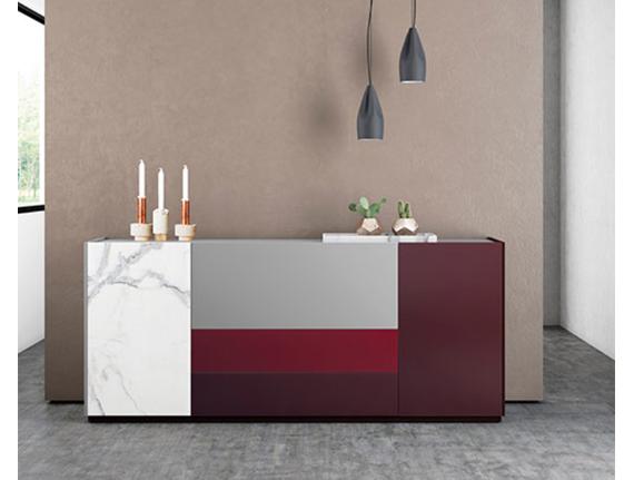Mesas y sillas de cocina leroy merlin - Aparadores modernos para comedor ...