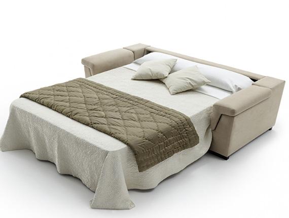 Sof s cama muebles capsir - Colchon para sofa cama ...