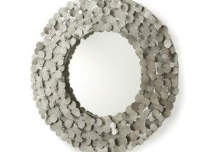 Espejo metal zinc