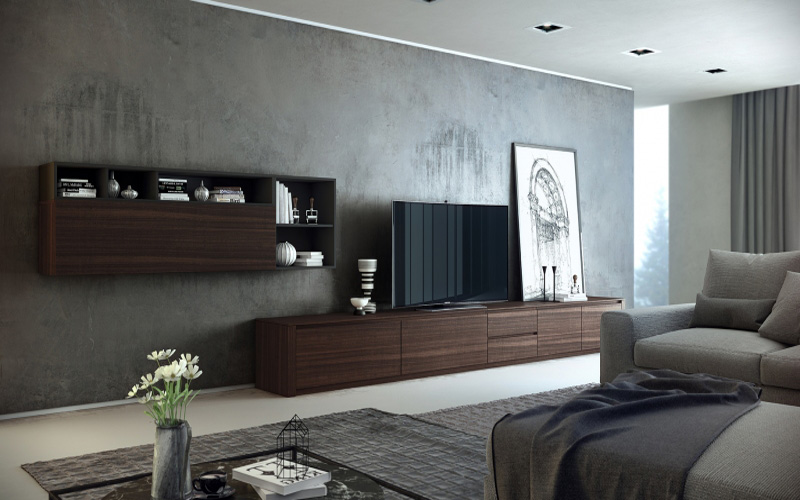 Salones modernos muebles capsir - Salones elegantes y modernos ...