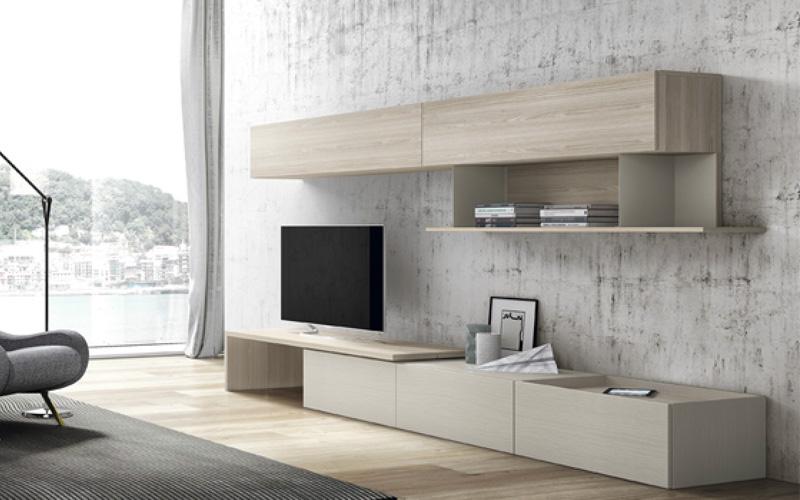 Salones modernos muebles capsir - Salones acogedores modernos ...