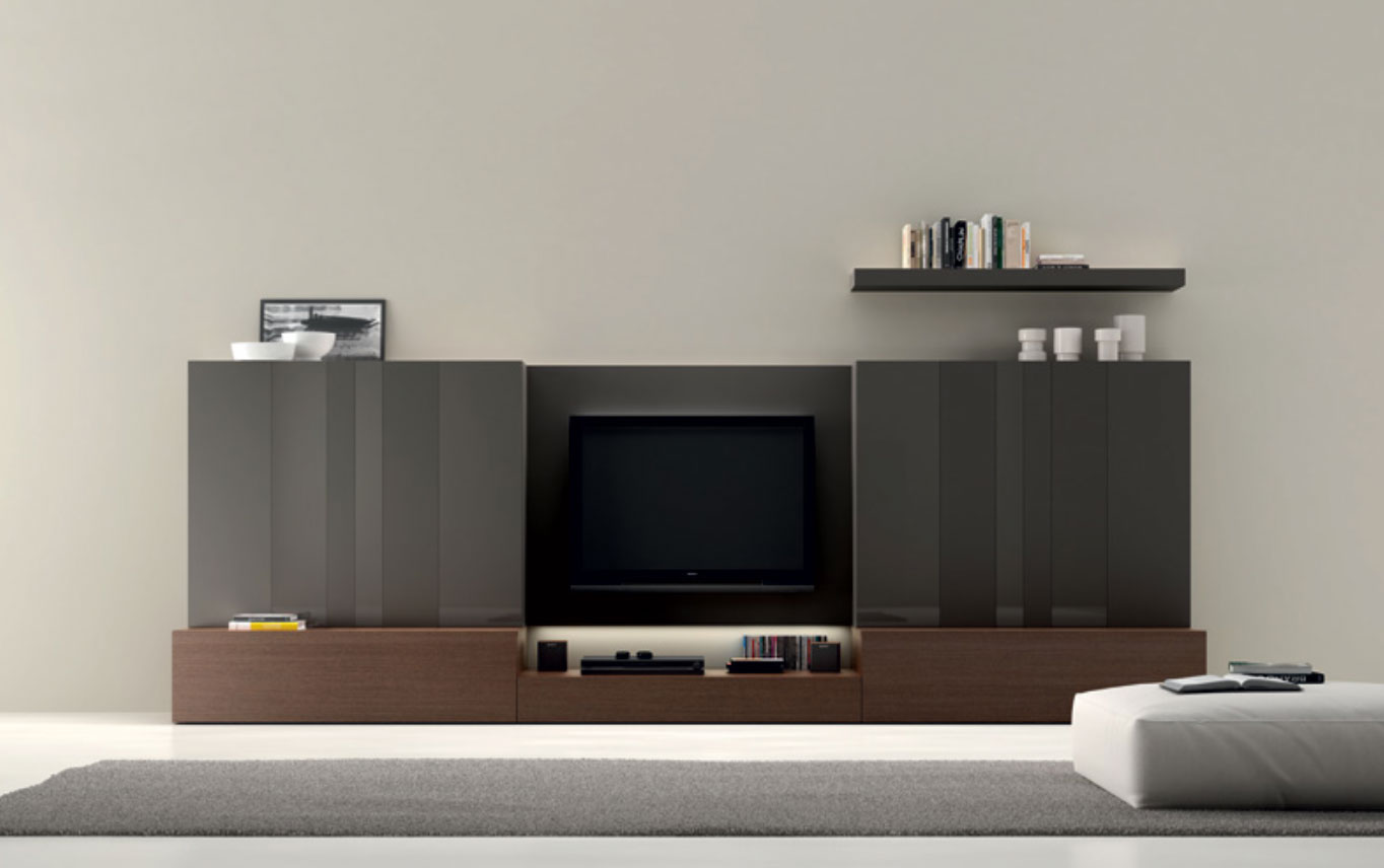 Ideas para colocar la tv muebles capsir - Ideas mueble tv ...